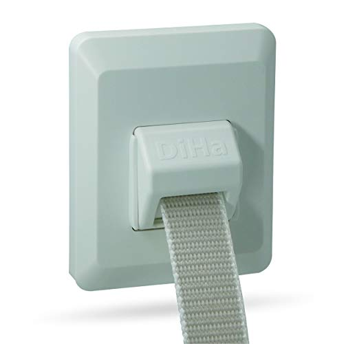 5x DIHA ESM Rolladengurt Reparaturset Umlenkrolle Rolladen & Rolladengurt Abdeckung ohne Gurtausbau