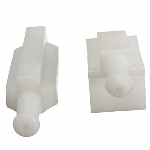 JenNiFer Angel Eye Koplamp Lamp Montagebeugel Reparatie Adjuster Kit Voor BMW E39 5 Serie