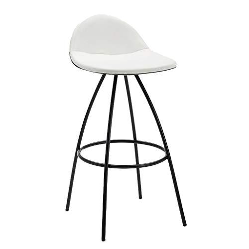 WDX- 38 x 85 cm Taburete de bar para el hogar, taburete alto, taburete alto, silla de bar, cómodo (color: B)
