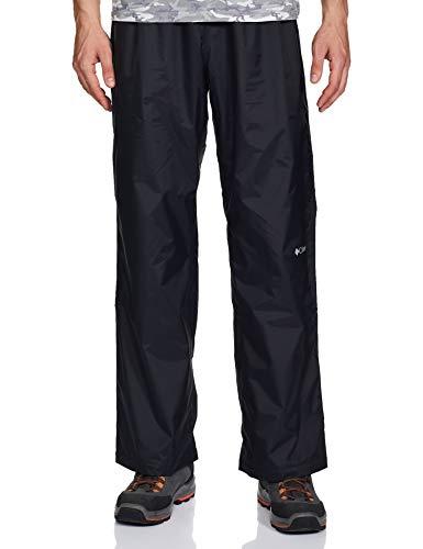 "Columbia Men's Big and Tall Rebel Roamer Pant, Black, 2XT x 34"" Inseam"