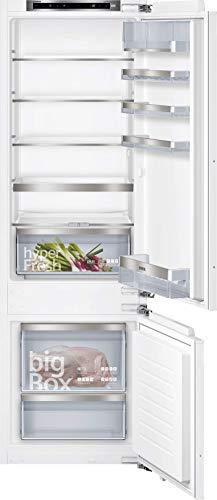 Siemens KI87SADE0 iQ500 Réfrigérateur encastrable/A++ / 225 kWh/an / 270 L/lowFrost/hyperFresh Premium 0° / éclairage LED