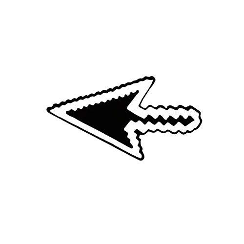 Broches de barra de herramientas clásica Cursores Reloj de arena Ratón de computadora Flecha de mano Pines de esmalte Insignia Bolsa de ropa Pin de solapa Estilo de joyería 7, China