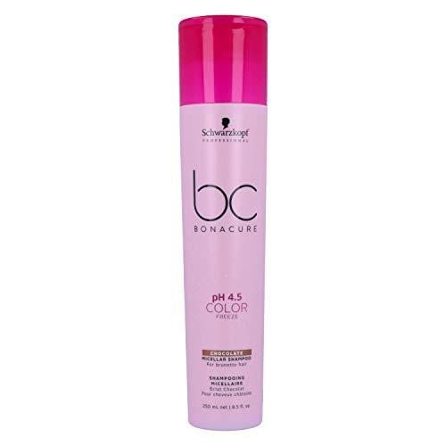Schwarzkopf Bc Color Freeze 4.5 Ph Chocolate Micellar Shampoo 250ml