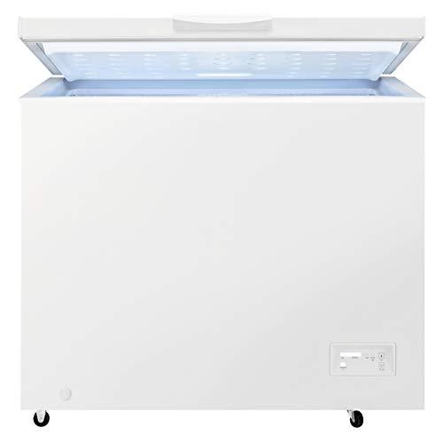 Zanussi ZCAN26FW1 Freestanding Static Chest Freezer, 254L Capacity, White