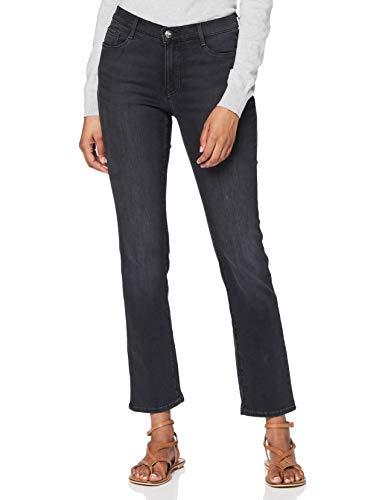 Preisvergleich Produktbild BRAX Damen Style Mary Blue Planet Nachhaltige 5-Pocket Jeans,  Grau (Used Black 03),  48K