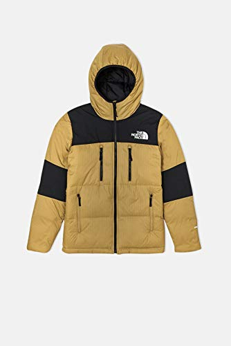 The North Face Men's Himalayan Light Down Hooded Jacket - British Khaki - XXL