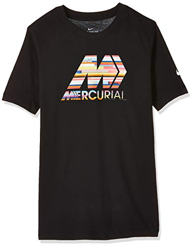 Nike Kinder Dry CR7 T-Shirt, Black, L