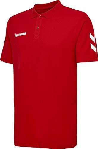 hummel Hmlgo Polo en Coton pour Homme 3XL True Red.