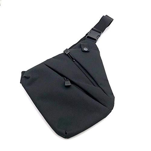 Borsa per pistola tattica multifunzionale / Borsa antifurto per spalla personale / Tasca sportiva da uomo con tasca aperta