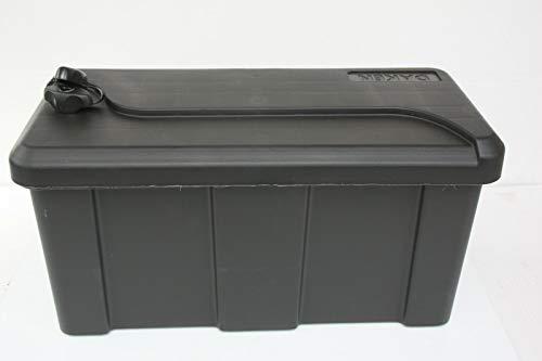Daken 23l box opening aan de voorkant waterdicht afsluitbaar aanhangerbox riemkist dissel opbergdoos kist voor boot gereedschap jacht
