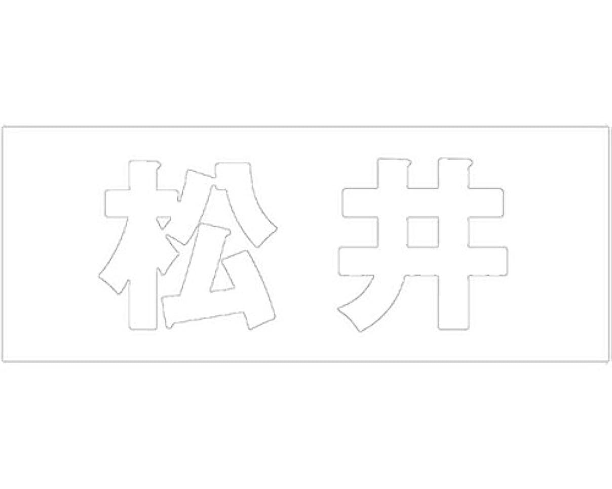配管アソシエイトレジデンス切文字 カッティングシート ゴシック文字 ???? 高さ30?? 松井 オーダーメイド 納期8営業日