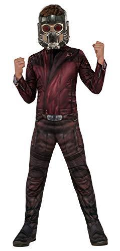 Rubie's- Avengers Disfraz, Multicolor, Large, Age 8-10, Height 147 cm (700663_L)