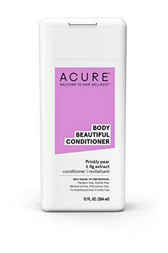 ACURE Body Beautiful Conditioner - Prickly Pear & Fig Extract | 100% Vegan | Performance Driven...