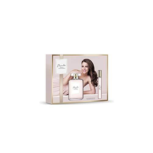 Paula echevarria Set de productos col.vapo.100 y deo.10 ml