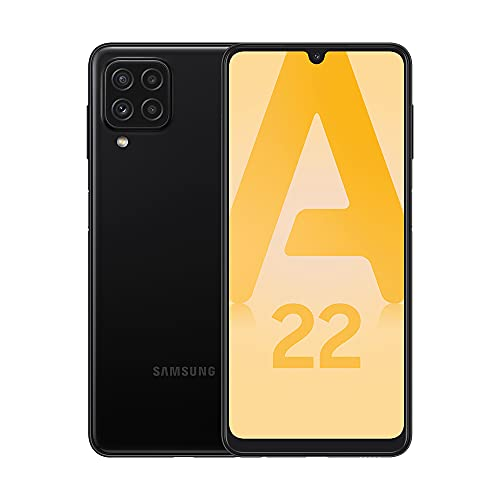SAMSUNG - Smartphone Galaxy A22 64GB ANDROIID 11-Noir