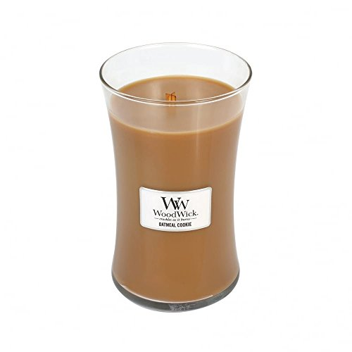 Woodwick Candle 22 Oz. - Oatmeal Cookie