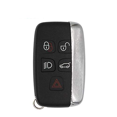 Replacement Smart Key Keyless Entry Remote for 2011-2019 Jaguar Land Rover Range Rover OEM Replacement - Battery included – Key Blade Included – Lightweight Keyless Entry Remote Key Car