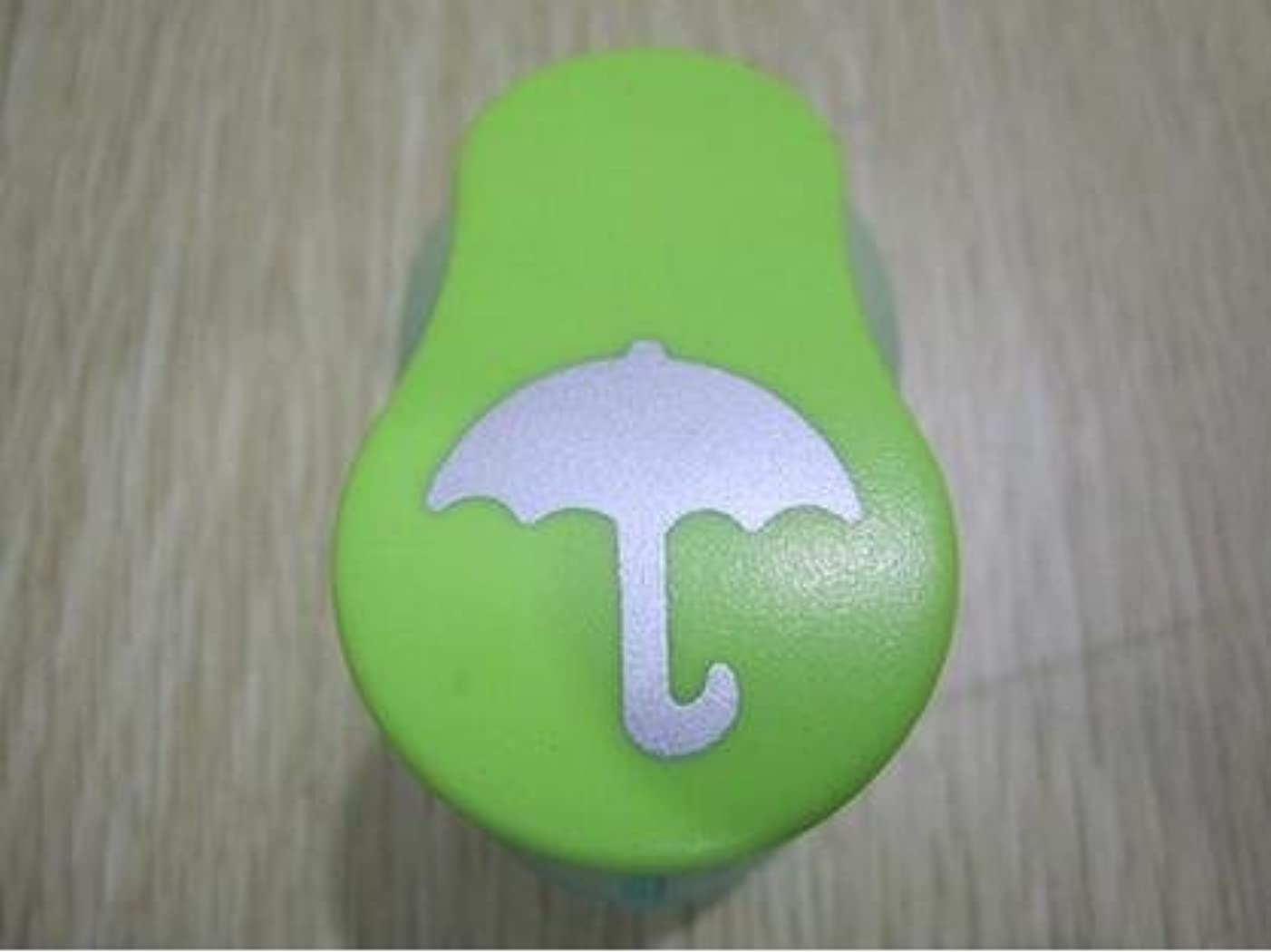 Since Mini Paper Craft Punch DIY Handmade Hole Puncher for Festival Papers and Greeting Card , Total 45 design ( Umbrella )