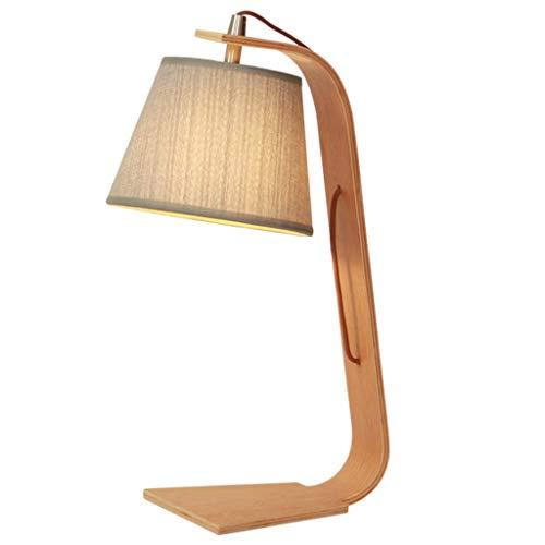 lampara de lectura Nordic lámpara de mesa creativa plug-in con Protección de los ojos lámpara de lectura botón de interruptor de escritorio del hogar lámpara de escritorio se puede utilizar en el estu