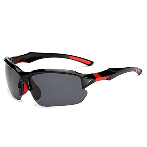 AEF Gafas De Sol Deportivas Polarizadas, Gafas De Ciclismo para Hombres Y Mujeres, Gafas De Bicicleta Gafas De Sol De Bicicleta para Conducir Ciclismo Correr Pesca,1