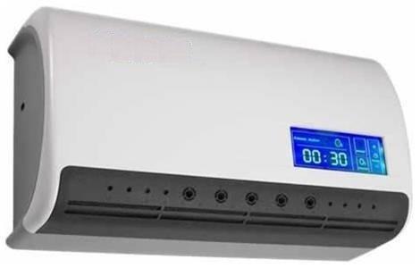 Generador de Ozono y Aniones Portátil