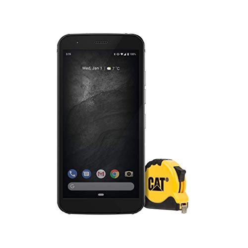 Caterpillar Cat S52 - Smartphone 64GB, 4GB RAM, Dual Sim, Black