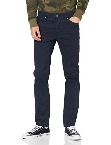 Levi's 511 Slim Jeans, Baltic Navy Sueded Sateen WT B, 31W / 32L Uomo