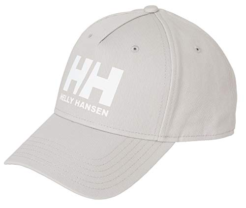 Helly Hansen HH Ball Cap Gorra, Unisex Adulto, Grey Fog, STD