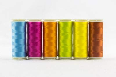 Buy Discount WonderFil Specialty Threads Invisafil Thread Mini-Packs (B007)