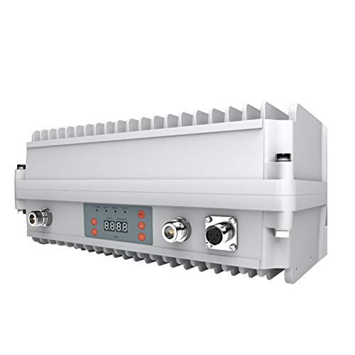 Liberación 2G 3G 4G 90db 5W 37dbm Amplificador De Señal para Exterior O Interior gsm 900850 3G WCDMA 2100 LTE 1800 Repetidor De Señal Móvil Tribanda