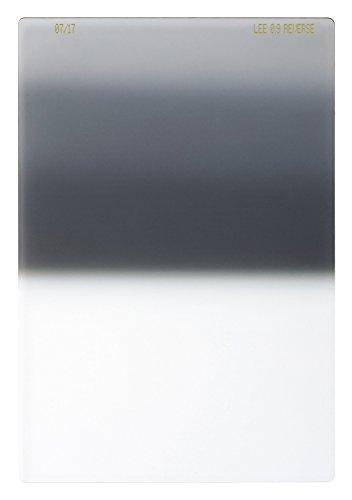 Lee Filters 100mm Reverse Grad ND 0.9 Filter - Grauverlaufsfilter mit umgekehrtem Verlauf (+3 Blenden)