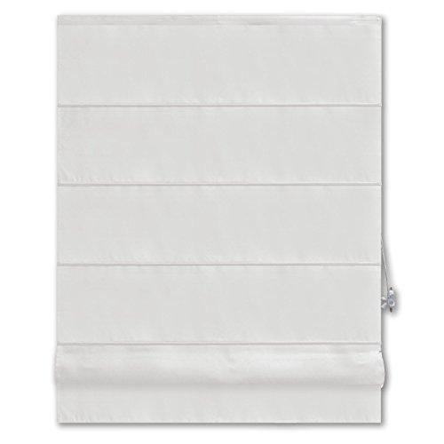 ROLLER Raffrollo PACIFIC - weiß - 120x160 cm