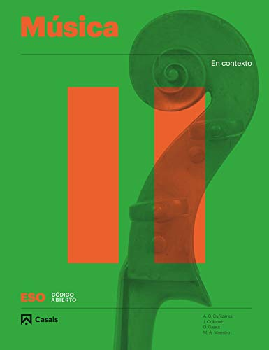 Música II ESO (Código abierto)