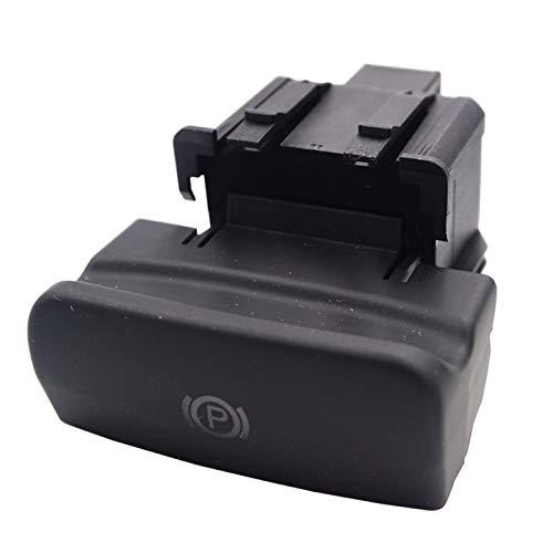 Lanrui Accesorios para automóviles Interruptor de Freno de estacionamiento electrónico Handbrake Switc para Peugeot Citroen C4 Picasso DS4 C4 5008 308 3008 CC SW DS5 DS6 607 470706