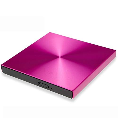 XWEM Optical Drive,Mobile 3.0 External Burning Drive Computer External Notebook Drive CD DVD Burner Portable USB Player for Laptop
