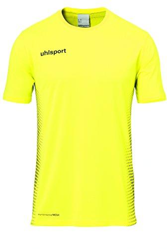 uhlsport barn poäng kit Ka teamtrikot, fluo gul/svart, 140
