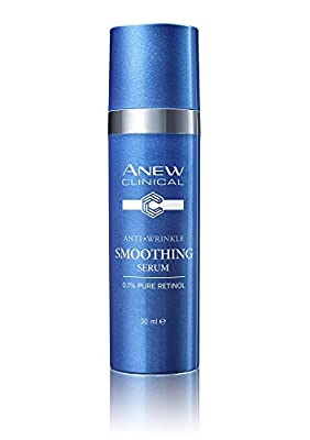 Anew Clinical Anti-Wrinkle Smoothing Serum with retinol – 30ml from Avon