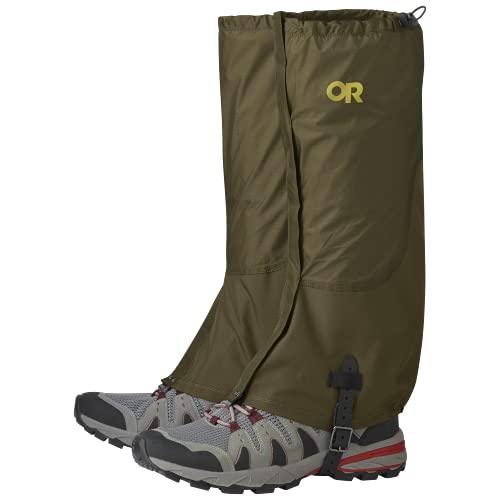 Outdoor Research Men's Helium Leg Gaiters – Breathable & Lightweight Waterproof Leg Gaiters
