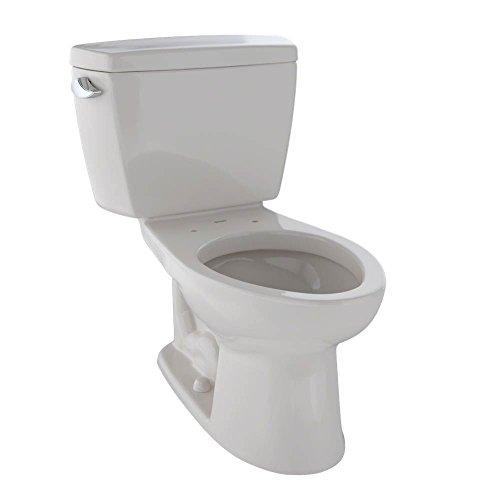 TOTO CST744E#12 Drake Two Piece Toilet, Sedona Beige