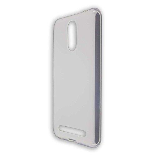caseroxx TPU-Hülle für ZTE Blade A602, Tasche (TPU-Hülle in transparent)