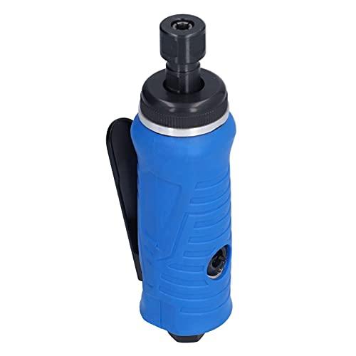 Amoladora neumática, amoladora de matriz de 90 grados de aleación de zinc, herramienta de amolado directo de aire industrial con absorción de impactos de ángulo recto
