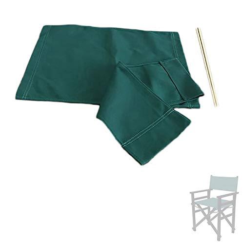 Sillas de Directores Fundas de Asientos DIRECTORES CASOS Las sillas cubren las cubiertas de los asientos de la lona de reemplazo y los palitos redondos, para la silla del director Taburete de ocio
