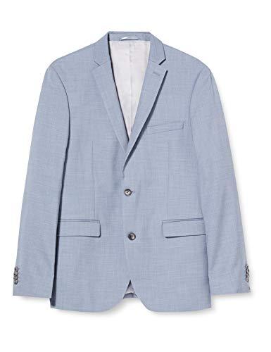 ESPRIT Collection Herren 020EO2M301 Anzug, Blau (Light Blue 5 444), (Herstellergröße:50)