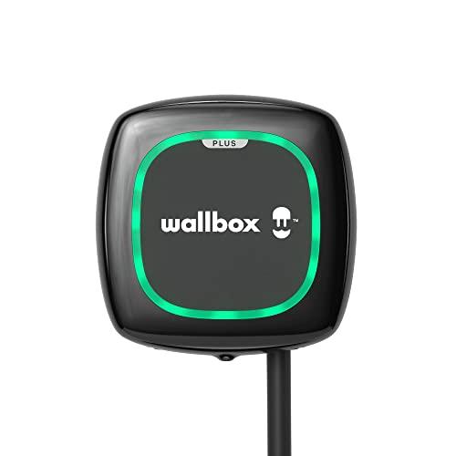 Caricabatterie Wallbox Pulsar Plus per veicoli elettrici - Potenza regolabile fino a 22 kW -...