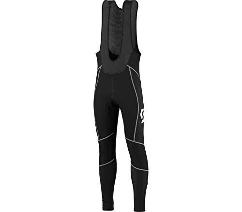 Scott Endurance AS WP - Salopette invernale da ciclismo, colore: nero/bianco, taglia M (46/48)