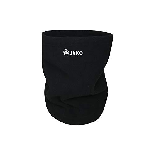 JAKO Neckwarmer, schwarz, One Size
