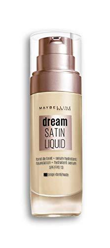 Maybelline New York - Fond de Teint soin hydratant - Dream Radiant liquid - Beige Doré (21) - 30 ml