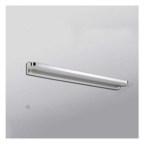 William 337 Badkamerverlichting boven spiegel acryl slaapkamerlamp wastafel LED-lamp modern waterbestendig en beslaat niet [energieklasse A ]