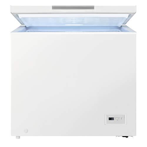 AEG AHB520E1LW - Congelador horizontal Low Frost, capacidad 200 L, blanco