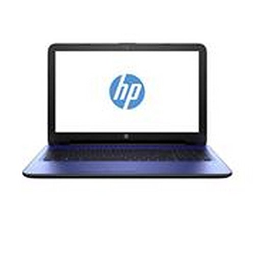 HP 15-AF004NS - Ordenador portátil de 15.6' (AMD Quad-Core A8-7410, 8 GB de RAM, 1 TB de disco duro, Windows 8.1 , WiFi, Bluetooth) color azul - Teclado QWERTY Español